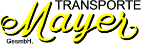 Logo Mayer Transporte